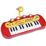 Keyboards - Plasti Bontempi Electronic Keyboard with Microphone