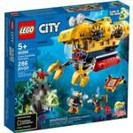 Ocean - Lego City Lego City Ocean Exploration Submarine 60264