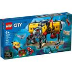 Ocean - Lego City Lego City Ocean Exploration Base 60265