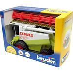 Plasti - Commercial Vehicle Bruder Claas Lexion 480 Combine Harvester 02120