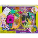 Doll Accessories Mattel Polly Pocket Tropicool Pineapple Purse