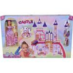 Doll Bed - Plasti Simba Steffi Love Dream Castle