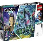 Plasti - Lego Hidden Side Lego Hidden Side Mystery Castle 70437
