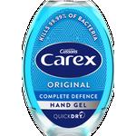 Carex Original Antibacterial Hand Sanitiser Gel 50ml