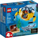Ocean - Lego City Lego City Ocean Mini Submarine 60263