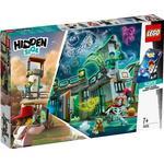 App Toy - Lego Hidden Side Lego Hidden Side Newbury Abandoned Prison 70435