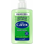 Hand Sanitiser Carex Aloe Vera Antibacterial Hand Sanitiser Gel 300ml