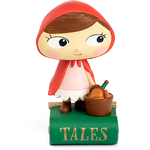 English Books Tonies Favourite Tales Little Red Riding Hood and other fairy tales Audio Character