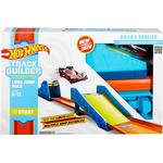 Cheap Car Track Hot Wheels Track Builder Unlimited Long Jump Pack