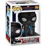Spider-Man - Figurines Funko Pop! Movies Marvel Spider-Man Far From Home Spider-Man Stealth Suit