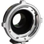 Lens mount adapter Metabones Speed Booster Ultra ARRI PL to BMPCC4K T CINE Lens mount adapter