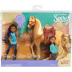 Doll Pets & Animals - Horse Spirit Pru & Chica Linda