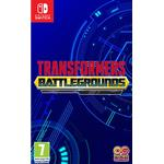 Real-Tme Strategy (RTS) Nintendo Switch Games Transformers: Battlegrounds
