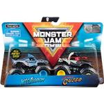 Toy Vehicles Spin Master Monster Jam Megalodon & Pirates Curse