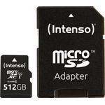 Intenso Premium microSDXC Class 10 UHS-I U1 512GB