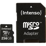 Intenso Premium microSDXC Class 10 UHS-I U1 256GB