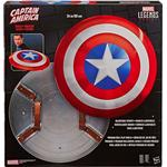 Marvel - Toy Weapons Hasbro Marvel Legends Series Captain America Classic Shield E8667