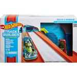 Cheap Car Track Hot Wheels Track Builder Unlimited Curve Kicker Pack