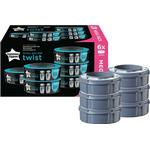 Tommee Tippee Sangenic Refill Twist & Click 6-pack