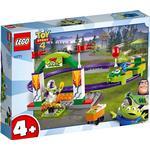 Plasti - Lego Toy Story Lego Disney Pixar Toy Story 4 Carnival Thrill Coaster 10771