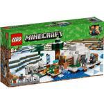 Animals - Lego Minecraft Lego Minecraft The Polar Igloo 21142