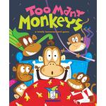 Childrens Board Games - Card Drafting Too Many Monkeys