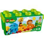 Animals - Building Games Lego Duplo My First Animal Brick Box 10863