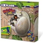 Surprise Toy - Toy Figures SES Creative Explore Hatching Dino 25063