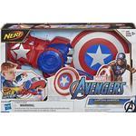 Marvel - Action Play Hasbro Marvel Avengers Captain America Power Moves
