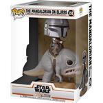 Star Wars - Figurines Funko POP! Star Wars The Mandalorian on Blurrg