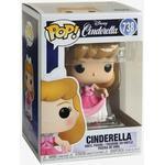 Princesses - Figurines Funko Pop! Disney Cinderella in Pink Dress