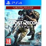 Ghost recon ps4 PlayStation 4 Games Tom Clancy's Ghost Recon: Breakpoint - Limited Edition
