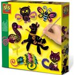Creativity Sets on sale SES Creative Scratch Animals 14006