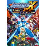 Anime PC Games Mega Man X: Legacy Collection