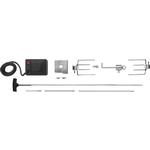 BBQ Accessories Napoleon Heavy Duty Rotisserie Kit 69812
