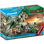 Play Set - Dinosaurie Playmobil Dinos T.Rex Attack 70632