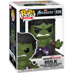 The Hulk - Figurines Funko Pop! Games Marvel Avengers Game Hulk