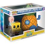 SpongeBob SquarePants - Figurines Funko Pop! Town Spongebob Squarepants with Pineapple