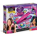 Hair - Stylist Toys Clementoni Crazy Chic Multicolour Hair Style