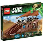 Outer Space - Lego Star Wars Lego Star Wars Jabba's Sail Barge 75020
