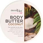 Skincare Derma V10 Coconut Body Butter 220ml
