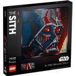 Lego Star Wars on sale Lego Art Star Wars The Sith 31200