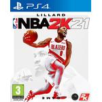 Sports PlayStation 4 Games NBA 2K21