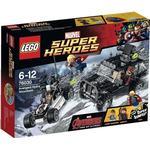Marvel Toys Lego Super Heroes Avengers Hydra Showdown 76030