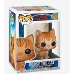 Figurines - Cats Funko Pop! Marvel Captain Marvel Goose the Cat