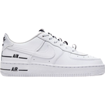 Nike Air Force 1 LV8 3 GS - White/Black/White