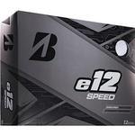 Distance Ball - Golf ball Bridgestone E12 Speed (12 pack)