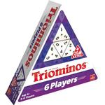Childrens Board Games - Tile Placement Triominos 6 Players