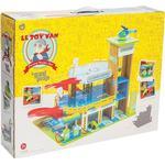 Play Set Le Toy Van Le Grand Garage