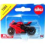 Toy Motorcycle - Plasti Siku Ducati Panigale 1299 1385